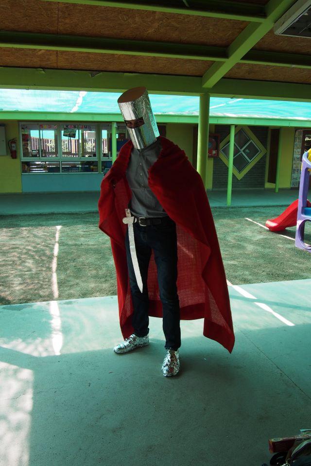 St. Martin alias der Space-Cowboy
