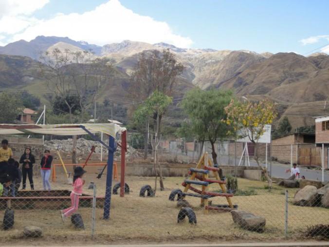 Der Kindergarten in Cochabamba