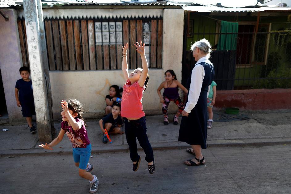 Fundación Cristo Vive in Chile