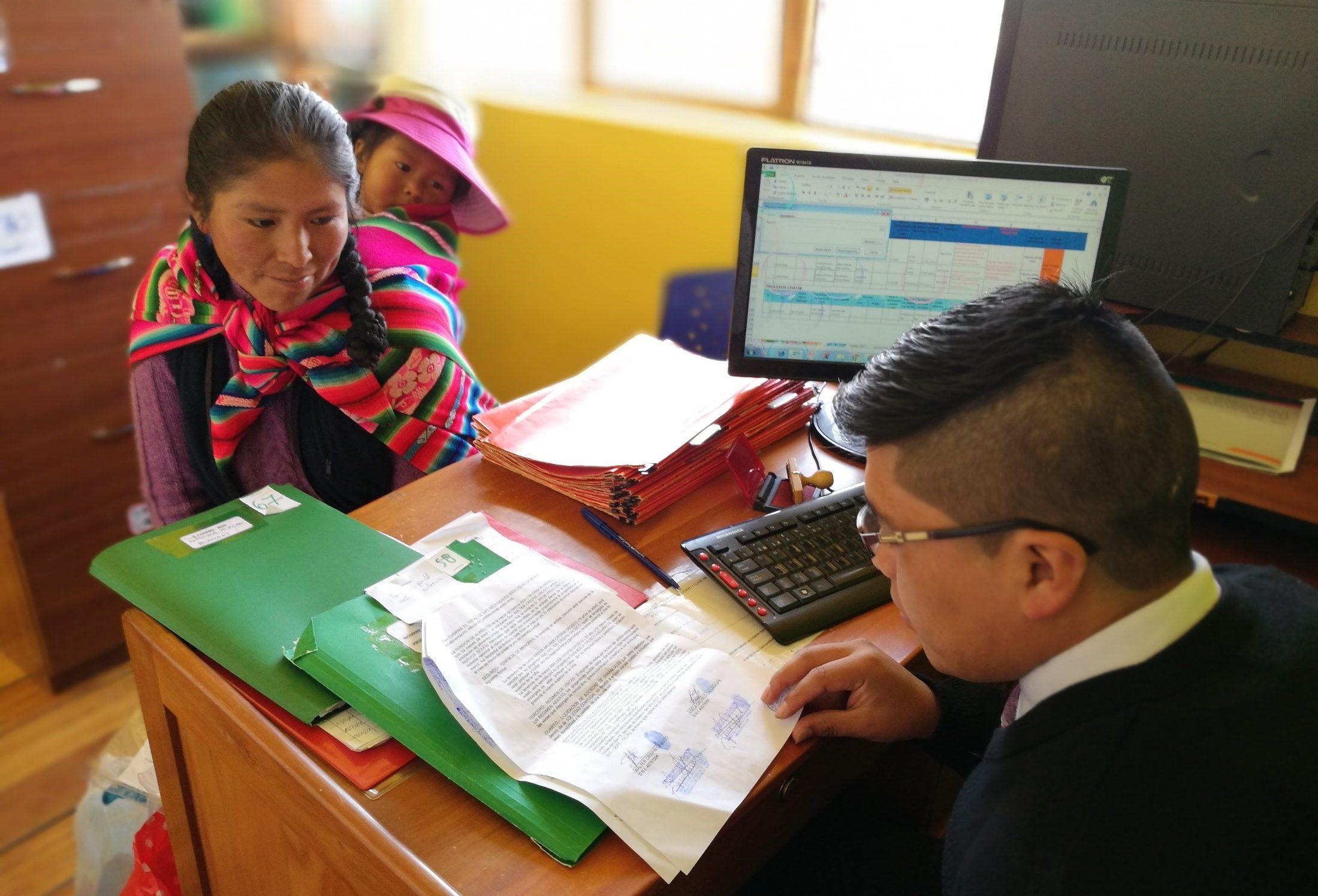 Fundación Cristo Vive in Peru